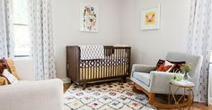 35 Wonderful Nursery Design Ideas - https://uk.pinterest.com/pin/189291990566689485/