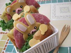 Roll bread  sandwich
