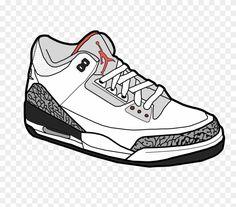 Cartoon Jordans Png Cartoon Shoes Best Jordan Shoes Jordan Logo