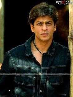 Shah Rukh Khan in denim