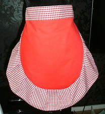 Shop from the world's largest selection and best deals for Unbranded Cotton Blend Vintage & Retro Kitchen Aprons. Shop with confidence on eBay!