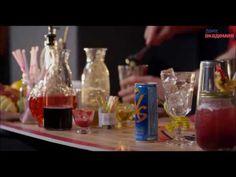 XS Power Drink - Lemon Orange Christmas cocktail - YouTube