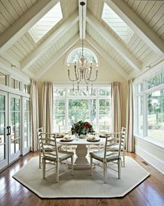 decorating ideas for a wall of windows