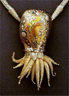 Paul Miller Jewelry | Beautiful jewelry art by American jeweler John Paul Miller