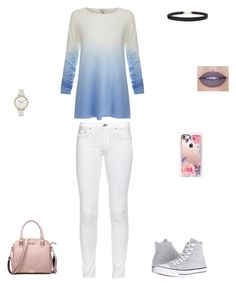 """Sin título #62"" by lorena98princess ❤ liked on Polyvore featuring Joie, rag & bone, Converse, Skagen, Humble Chic, Jeffree Star and Casetify"