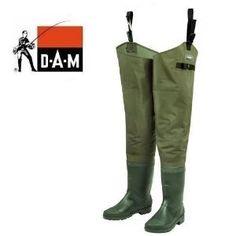 DAM HYDROFORCE Nylon Taslan Watstiefel Gr. 46/47 - http://on-line-kaufen.de/dam-528/dam-hydroforce-nylon-taslan-watstiefel-gr-46-47