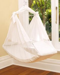 """The """"Amby Air"""" Hammock Sling with Mattress"""