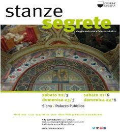 Galleria Medievale: Si riaprono le Stanze Segrete del Palazzo Pubblico di Siena