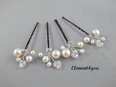 Hey, diesen tollen Etsy-Artikel fand ich bei https://www.etsy.com/de/listing/161500395/elfenbein-pearl-clip-bridal-haarnadeln