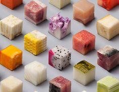 Lernert & Sander, cube, aliment, nourriture