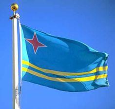 Aruba ... national flag