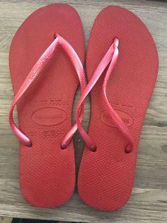 ff4b94364 HAVAIANAS Flip Flops 11 12 W WomenS Flip Flops. Brazilian Sandals No Tags