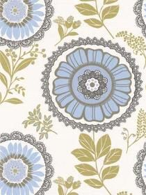 50153 - Wallpaper | Amy Butler | StevesWallpaper.com