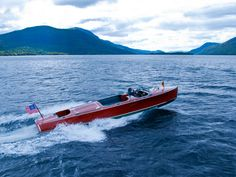 Mahogany Wood Boat Designs   Hacker-Craft Boat Company, Inc.