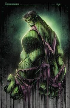 Hulk by Rob Duenas