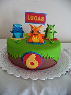 BajoTerra cake