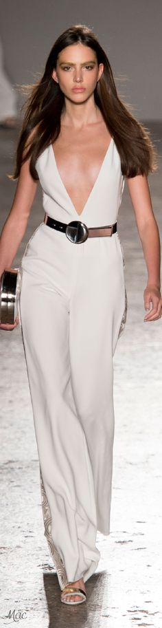 "Spring 2016 Ready-to-Wear Genny ""And the LORD said to Moses, ""Go to the people and consecrate them today and tomorrow. Have them wash their clothes."" Exodus 19:10"