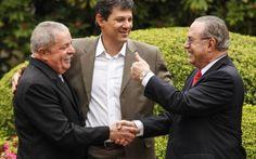 Lula, fernando haddad, maluf, povo