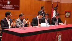 Salta: Urtubey envió a la Legislatura paquete de medidas para impulsar el desarrollo de pymes
