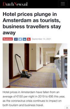 Business Travel, Amsterdam, News