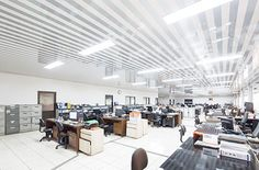 Ruangan Kantor - PLAFON PVC PINANGSIA