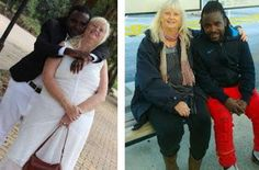 26-Year-Old Ugandan Musician Who Married 68-Year-Old Swedish Woman Has Dumped Her After Getting Into Europe: Photos) News World UpdatesNews World UpdatesNews World Updates