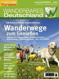 Wanderbares Deutschland - Das Magazin 2014