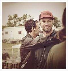 Mike McCready & Jeff Ament...Pearl Jam