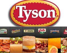 Tyson Wins Bid for Hillshire Brands with $7.7 Billion Deal