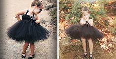 The Glamorous Audrey Hepburn Tutu Dress
