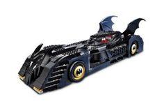 Lego Batman, The Batmobile