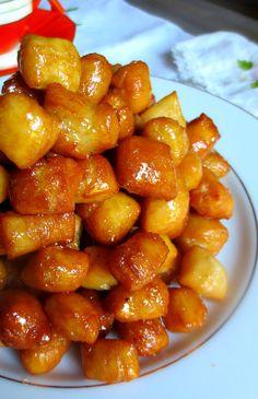 recette de piniucatas sicilienne