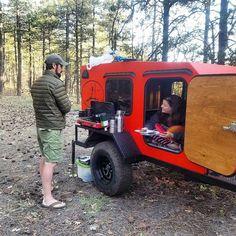 Drifter Trailers - Teardrop Camper, Off Road Camper, Teardrop Camper Enclosed Trailer Camper, Small Camper Trailers, Small Camping Trailer, Diy Camper Trailer, Off Road Trailer, Small Campers, Off Road Camper, Cool Campers, Truck Camper