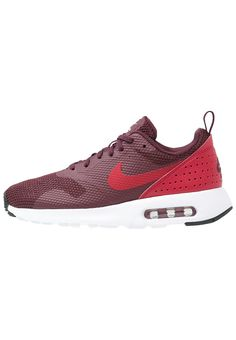 Pedir Nike Sportswear AIR MAX TAVAS - Zapatillas - night maroon gym  red black 01947b5df86fc