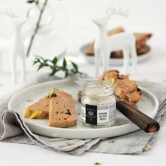 Recette de Noël signée Maison Baumont. Foie gras à la Truffe Noire. Recette sur www.maisonbaumont.fr
