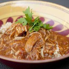 Clean Eating Chicken Masala