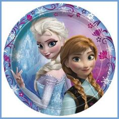 Get Disney Frozen Plates for your Disney Frozen themed birthday party. Frozen is the coolest new birthday theme. Our Disney Frozen Party Supplies include Plates with lovely Anna and her sister Snow Queen Elsa. Disney Frozen Party, Frozen Theme Party, Frozen Birthday Party Supplies, 3rd Birthday Parties, Third Birthday, Frozen Decorations, Frozen Merchandise, Birthday Activities, Frozen Desserts