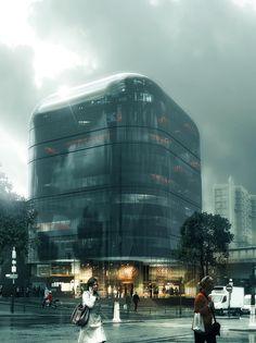Luxigon - CGarchitect Architectural 3Dawards 2012