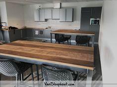 Sloophouten en steigerhouten meubelen op maat gemaakt pure