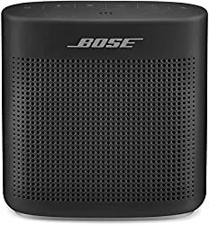 Bose SoundLink Color Bluetooth Speaker Innovative Bose technology packs bold sound into a small, water resistant speaker Rugged, with a […] Best Speakers, Bluetooth Speakers, Upload Music, Cool Gadgets, Tech Gadgets, Travel Gadgets, Van Life, Cool Things To Buy, Audio