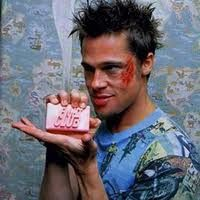 The first rule of Fight Club is.....