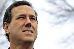 Santorum is not Reagan, but...