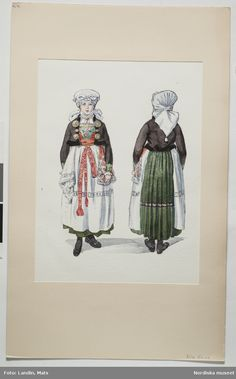 Folk Costume, Costumes, Museum Collection, Art Object, Figure Drawing, Watercolour Painting, Folk Art, Textiles, Image Search