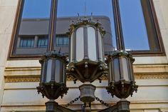 Light fixture, Colorado National Bank, Denver, Colorado. IMG_8475 LR Edit by StevenC_in_NYC, via Flickr