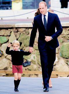 World of Windsor : theroyalsandi:   Duke of Cambridge and Prince...