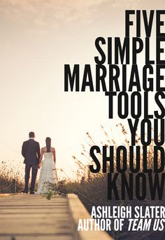 """New free eBook """"5 Simple Marriage Tools You Should Know."""""""
