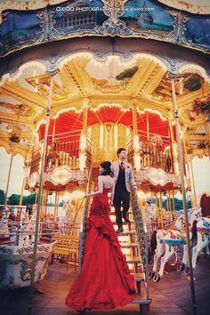 Romantic Elegance in Paris | AXIOO – Wedding Photography & Videography Jakarta Bali