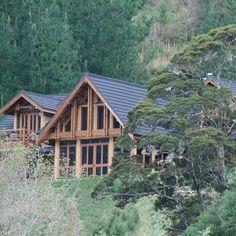 Stonefly Lodge, a short flight from Wellington, New Zealand. #fishing #nzluxlodges #nelson