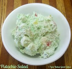We call it Nixon salad in our family, but ours didn't have cherries!! May have to try it with the cherries!!!