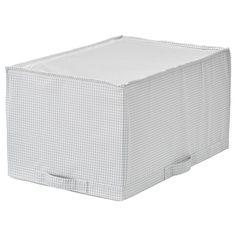 Clothes Storage Boxes, Storage Boxes With Lids, Decorative Storage Boxes, Clothing Boxes, Small Storage, Storage Containers, Storage Spaces, Lid Organizer, Pot Lid Organization